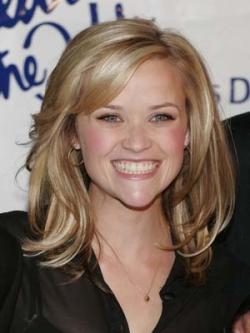 Visage en cœur - Reese Witherspoon