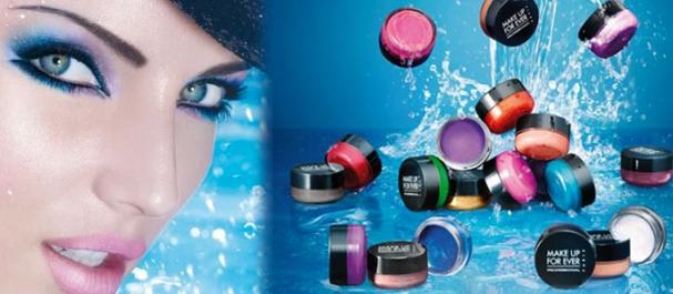 Maquillage longue tenue waterproof pour l'été