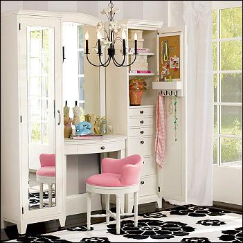 id es de rangement maquillage. Black Bedroom Furniture Sets. Home Design Ideas