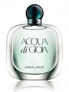Acqua di Gioia de Giorgio Armani