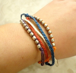 Fashion Handmade Layered String Bracelets