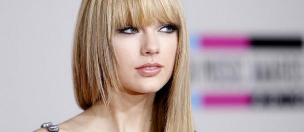 Bien lisser ses cheveux Taylor Swift