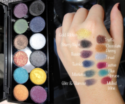 palette I-Divine 2 de Sleek Makeup