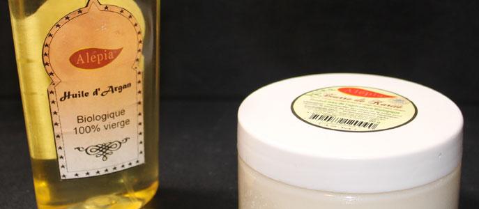Comment utiliser le beurre de karit et l 39 huile d 39 argan maquillage cynthia - Beurre de karite utilisation ...
