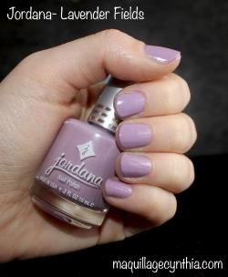 Vernis Jordana Lavender fields