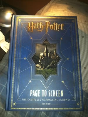 Live Harry Potter Page To Screen
