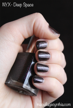 Vernis NYX Girls Deep space