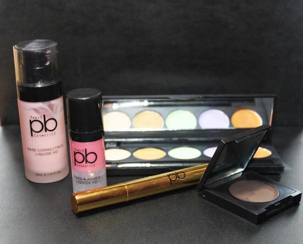 5 nouveautés de PB Cosmetics