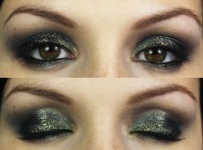 Smokey eye vert