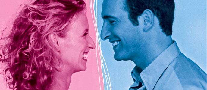 Comment flirter avec son copain