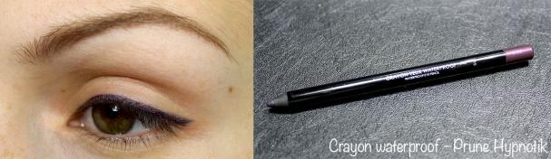 Crayon yeux wateproof #19 Prune hypnotik Réserve Naturelle
