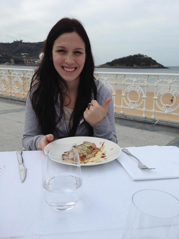 Restaurant La Perla San Sebastian Espagne