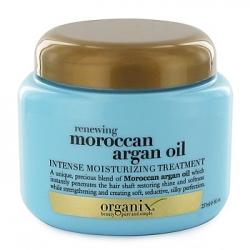 Traitement régénérant à l'huile d'argan d'Organix