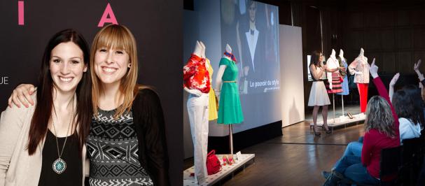 Conférence avec style de Louise Labrecque