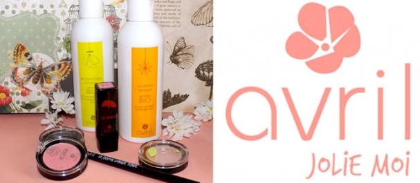 Revue des cosmétiques bio Avril