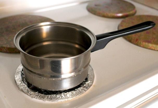 Vapeur casserole