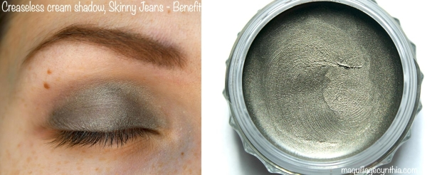 Benefit Creaseless Cream Shadow Skinny Jeans