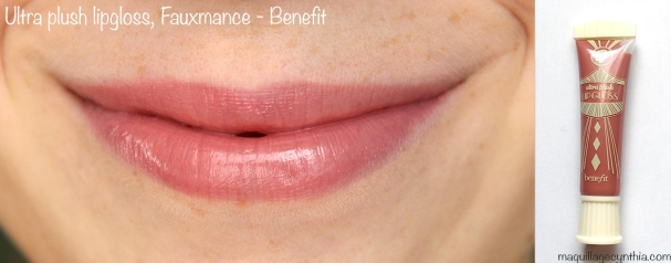 Benefit Ultraplush Lipgloss Fauxmance