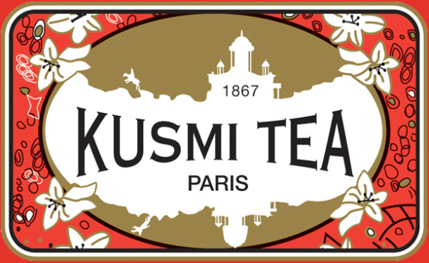 Logo Kusmi Thé