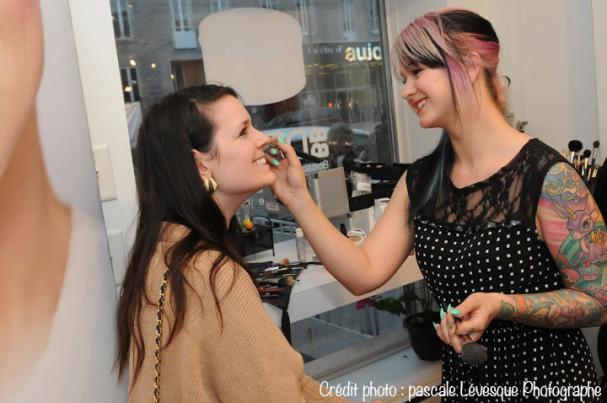 Maquillage Annabelle