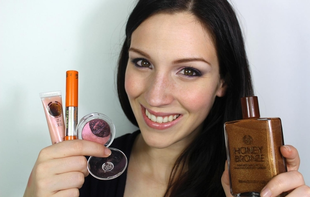 J'ai testé la marque The Body Shop Cynthia Dulude