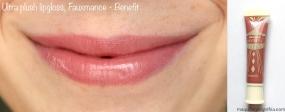 Benefit lipgloss fauxmance