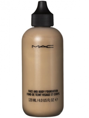 Fond de teint visage & corps de MAC