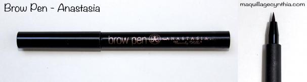 Brow pen