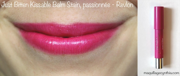 Baume colorant Just Bitten Kissable Balm Stain Revlon