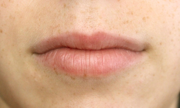 Lèvres naturelles
