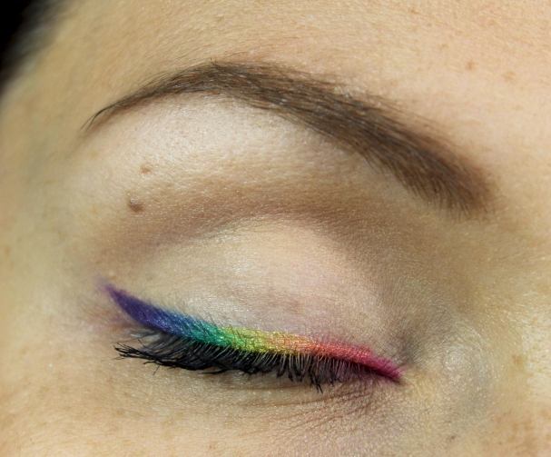 Look pour l'été Rainbow Siren