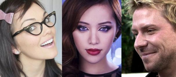 Mes youtubeuses et bloggeuses préférées