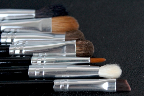 J'ai testé des kits de pinceaux à maquillage abordables