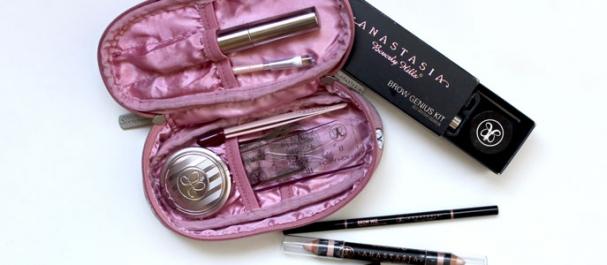 J'ai testé : les produits pour sourcils Anastasia