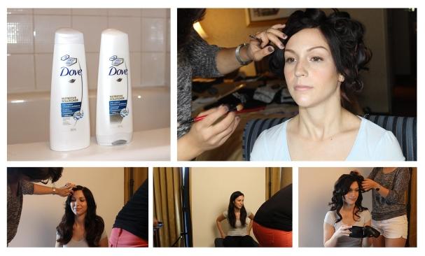 Mon expérience avec les shampooings Hydratation Quotidienne de Dove