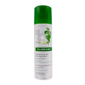 Shampooing sec à l'ortie séboabsorbant cheveux gras Klorane