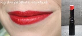 Rouge à lèvres stick sublime 14 Réserve Naturelle