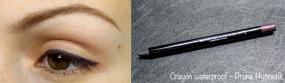 Crayon yeux waterproof prune hypnotik Réserve Naturelle