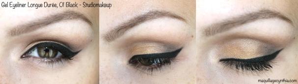 Gel Eyeliner Longue Durée