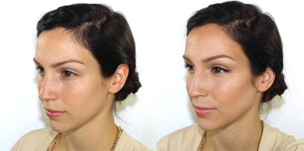 Tutoriel maquillage highlight and contour