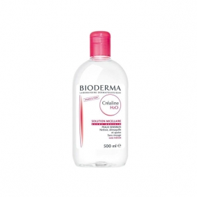 Solution Micellaire Sensibio H2O de Bioderma