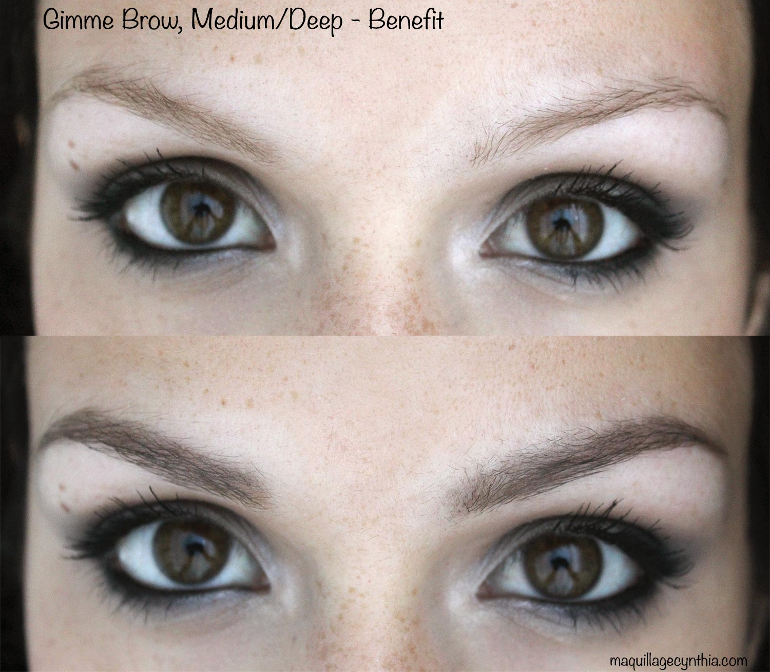 gel color pour les sourcils gimme brow - Coloration Sourcils Sephora