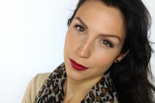Tutoriel maquillage pour l'automne (produits abordables)