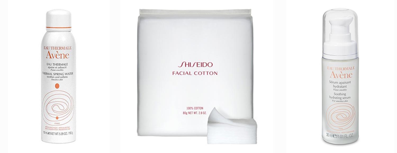conseils pratiques pour les peaux sensibles maquillage cynthia. Black Bedroom Furniture Sets. Home Design Ideas