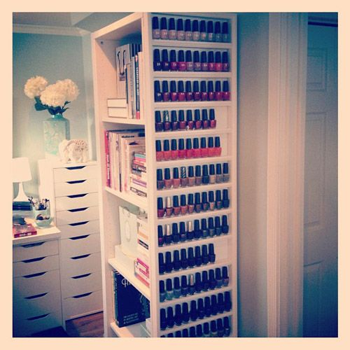 etagere vernis a ongle