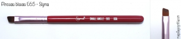 Small angle brush - E65
