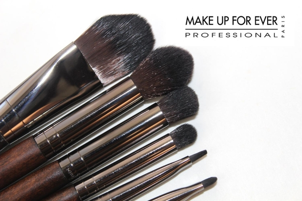J'ai testé les nouveaux pinceaux de Make Up For Ever