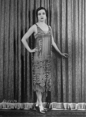 Femme années 20