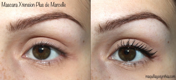 Mascara Xtension Plus Marcelle