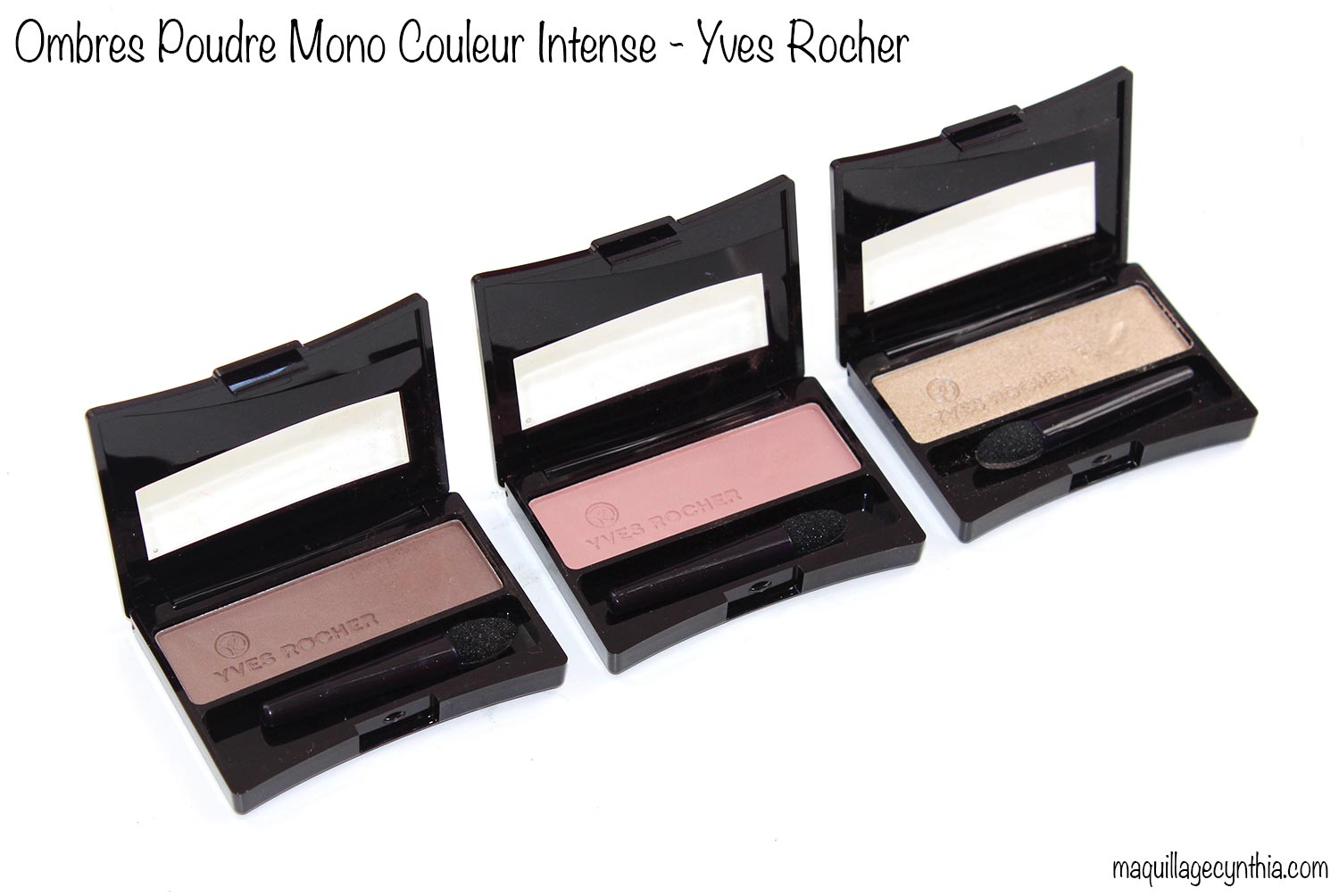 ombres mono poudre couleur intense - Prix Maquillage Mariage Yves Rocher